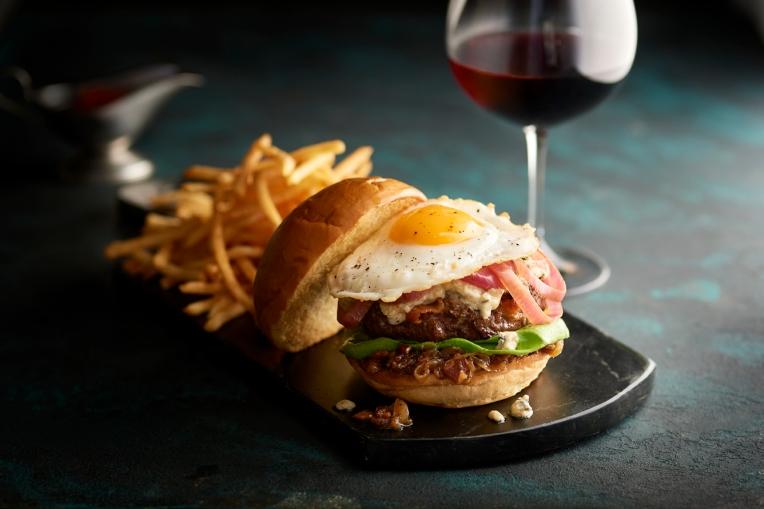Morton's Burger