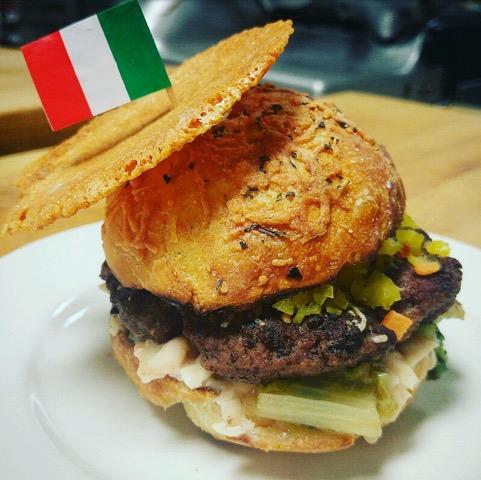 REVISEDVeneto Burger
